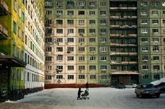 Norilsk seen by Elena Chernyshova. Haunting images of one of the most desolate place on Earth.