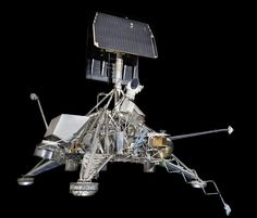 January 10, 1968: The Surveyor 7 spacecraft, last lunar lander in the Surveyor program, landed on the Moon. The Surveyor series was designed to carry out soft landings on the Moon and provide data about its surface and possible atmosphere. Pictured here is an engineering model, S-10, used for thermal control tests. See it on display at our Museum in DC.
