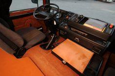 Volvo F16 Gobetrotter interior