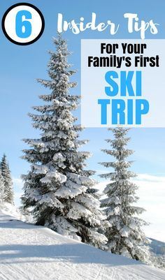 Skiing is a great – though admittedly expensive – family activity and the younger you start learning, the easier it is. But even if you are going for the first time as an adult, you can enjoy yourself. These tips will help ease your transition to a skiing (or snowboarding) family.