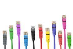 #cable #connection #data processing #fs #lan #lan cable #line #macro #network #network cables #network connector #patch #patch cable #plug #rj #rj 45 #rj45 #yellow
