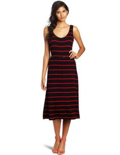 Kensie Women's Striped Jersey Dress « Clothing Adds Anytime