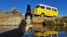 #cheerstotheworld from #route395 where Rose and I went for a morning hot spring bath and brew.  As you do   #beerlife #beer #bier #bière #pivo #cerveza