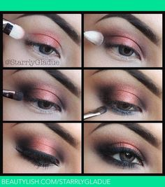 Create 16 Different Makeup Looks That Will Make Your Blue Eyes Stand Out - Fashion Diva Design
