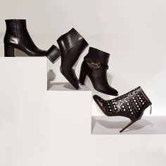 Step up you style in this season's hottest ankle boots. Which are your favourites?