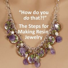 How to Make Resin Jewelry Pennies From Heaven by Catbangles.