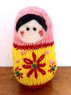 Ravelry: Matryoshka pattern by The Knit Cafe Toronto #free_pattern