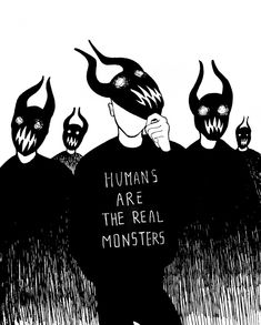 Quotes Deep Thoughts Truths Sad Ideas For 2019 Real Monsters, Arte Obscura, Dark Quotes, Deep Thoughts, Life Thoughts, Dark Art, Cool Art, Art Drawings, Drawing Quotes