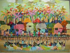 Bountiful Community by Ysa Gernale on Artyii