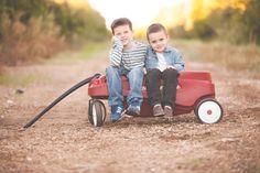 Orange Groves Family Photo Session | Kearns Family