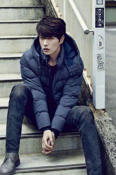 Actor Park Hae Jin for 'Calvin Klein'