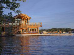 393 best muskoka images boathouse lake homes lake houses rh pinterest com