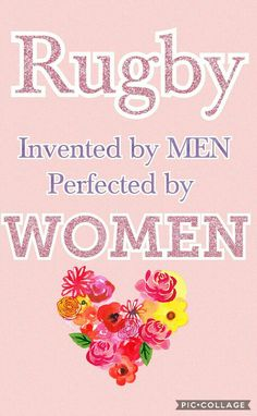 Womens rugby ♡!!