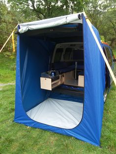 Pretty Picture of Amazing Camper Van With Awning Ideas. Amazing Camper Van With … Pretty Picture of Amazing Camper Van With Awning Ideas. Amazing Camper Van With Awning Ideas B Boot Jump And Boot Tent Amdro Alternative Camper Conversions Truck Camper, Mini Camper, Rv Campers, Teardrop Campers, Camper Life, Minivan Camping, Tent Camping, Camping Hacks, Camping Tool