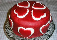 Mi primera tarta de fondant