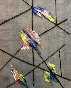 La disco a besoin de vous! #paris #savoirfaire #handembroidery #embroidery #embellished