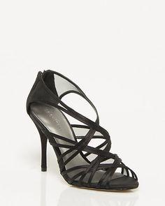 2069c378af3a LE CHÂTEAU. Evening OutfitsEvening GownsStrappy SandalsShoes ...