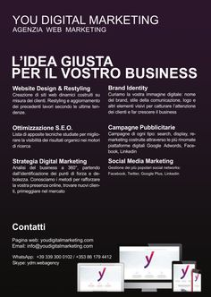 Flyer YDM Agency