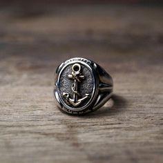 popularfashiontrends:    Men's Ring
