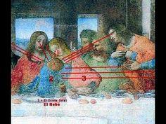 """12. """"La última cena"""" de Leonardo Da vinci. - ES avanzadilla del Alto REn. •la disposición de los artificios escenográficos: animales jugando, los espectadores retratados, la singularización de Cristo y Judas. • más interesante,  es su intención de representar sentimientos y emociones universales que trascendían el mero hecho narrativo.  La pintura es un retrato de la revelación que estaba teniendo lugar y de las reacciones de los apóstoles"""
