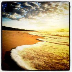 The beach (: costa rica