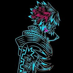 Anime Neko, Anime Naruto, Love Neon Sign, Neon Signs, Art Editor, Galaxy Wallpaper, Tokyo Ghoul, Line Art, Art Quotes