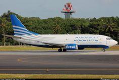 PR-SDL Sideral Air Cargo Boeing 737-3S3(SF) freighter - Salvador - Deputado Luis Eduardo Magalhaes (SSA / SBSV), Brazil - 25 January, 2014 - Photographer: João Pedro C. Pullig [Personal Gallery]
