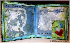 Gretchen Miller's art journal