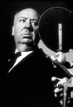 "Alfred Hitchcock on the set of ""Alfred Hitchcock Presents. Tippi Hedren, Best Director, Film Director, Actrices Blondes, Cinema, Alfred Hitchcock, Silent Film, Old Tv, Film Stills"