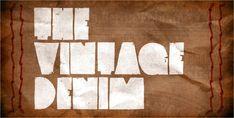 20+ Vintage Fonts - Free OTF, TTF Format Downlaod   Free & Premium Templates Vintage Fonts Free, Alphabet Templates, Modern Fonts, Vintage Denim, Making Out, Graphic Design, Illustration, Prints, Painting