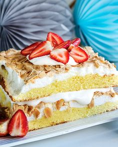 'World's Best Cake' - A Norwegian Classic! - http://www.sweetpaulmag.com/food/worlds-best-cake-from-sweet-paul-eat-amp-make #sweetpaul