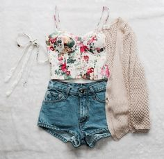 summer outfit | You can found this at => http://feedproxy.google.com/~r/amazingoutfits/~3/a3Xib12E7i0/photo.php