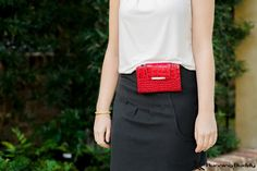 NEW! Buddy Pouch Clutch is perfect for work, travel, or a night out!