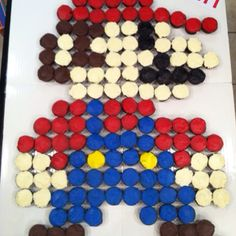 I could do this... if anyone was ever having a Mario themed or even video game themed party!