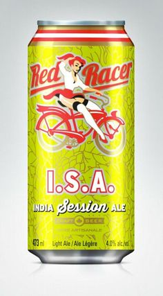 Red Racer ISA — Central City Brewers + Distillers