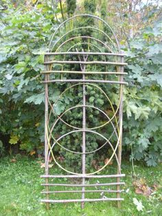 bentwood trellis - Google Search