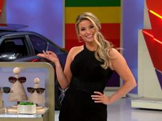 Amber Lancaster - The Price Is Right (3/24/2015) ♥, taped 1/13/15