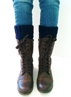 SALE...2 pairs of boot cuffs color of your choice by ChildCrochet, $25.00