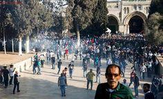 Israel restringe el acceso a Al Aqsa ante la tensión por el rezo musulmán