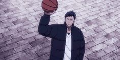 Aomine is shoothing // KnB, Kuroko no Basket