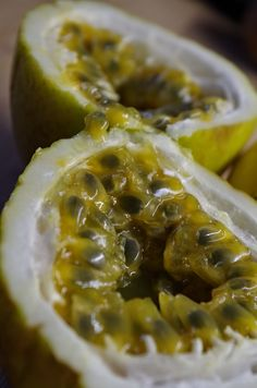Yellow Passion Fruit, Mango Kern, Exotic Plants, Garden Plants, Cucumber, Seeds, Spices, Vegetables, Healthy