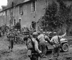 Normandy 1944.