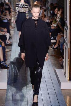 Valentino Fall 2012 Couture Fashion Show - Josephine Skriver (IMG)