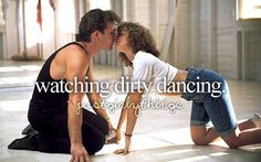 Dirty Dancing - One of the best parts of the movie