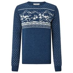 Ex Topshop Holly and Ivy Holiday Christmas White Jumper Size 6-14