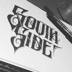 Artist: @four.5.four . . . #lettersrocks #lettering #letteringartist #handmadefont #logo #design #graphicdesign #typographicdesign #typography #typographyinspiration #typographylove #type #typedsign #vintage #victoriandesign #graphicdesign #art #calligraphy #typographyart #letters #lettersets #alphabet #tyxca #typedaily #typedesign #design #customtype #artoftheday #calligraphy #typographyinspired