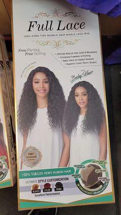 360 Lace Wig, Lace Wigs, 100 Human Hair, Human Hair Wigs, Bobbi Boss Hair, Perm, Hair Looks, Hair Extensions, Hair Color