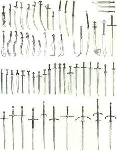 blades by Kluwe.deviantart.com on @deviantART