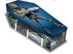 Halo Coffin