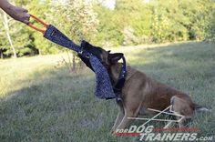 Prey Drive French Linen Training #Dog #Bite #Rag - $9.70 | www.fordogtrainers.com Belgium Malinois, Belgian Malinois Dog, Dog Harness, Dog Leash, Stop Dog From Biting, Pastor Belga Malinois, Dog Training Equipment, Dog Muzzle, Puppy House
